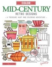 Robin Pickens Seek, Color, Find Mid-Century Retro Design