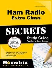 Ham Radio Extra License Exam Secrets Study Guide