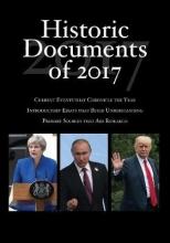 Kerrigan, Heather Historic Documents of 2017