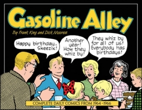 King, Frank,   Moores, Dick Gasoline Alley