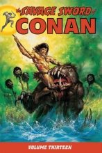 The Savage Sword of Conan 13