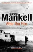 Mankell, Henning After the Fire