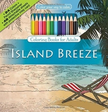 Island Breeze [With Pens/Pencils and Sharpener]