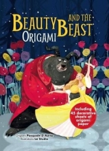 Alberto Bertolazzi Beauty and the Beast and Characters in Origami