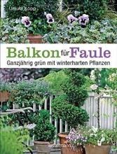 Kopp, Ursula Balkon für Faule