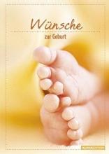 Geschenkheft Wünsche zur Geburt - im Kuvert