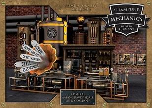 Ravensdale, Admiral Aaron Steampunk Mechanics