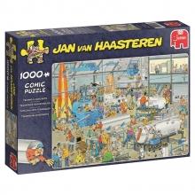 , Jan van Haasteren Technische hoogstandjes - 1000 stukjes