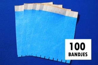 , Polsband Combicraft Tyvek blauw