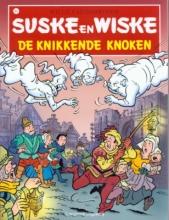 Willy  Vandersteen Suske en Wiske 303 De knikkende knoken