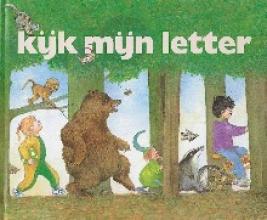 A.  Keuper-Makkink De leesbus Kijk mijn letter