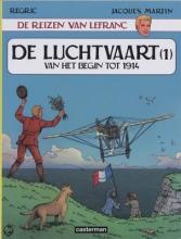 Martin, J. De reizen van Lefranc / 1 De luchtvaart