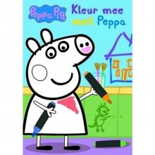 , Kleur mee met Peppa