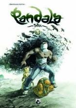 Bertrand  Hottin Pandala 3, De laatste reis van Pandhravan