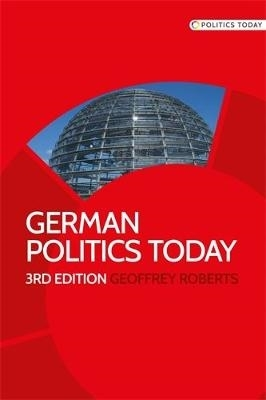 Geoffrey Roberts,German Politics Today