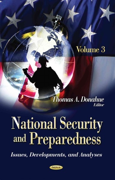 John Wilson Forje,National Security & Preparedness