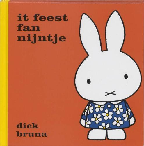 Dick Bruna,It feest fan Nijntje