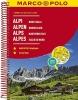 ,<b>Alpen - Noord Itali? Wegenatlas Marco Polo</b>