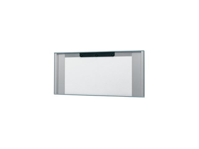 ,wandbord Sigel akoestiek lichtblauw, 800x400x65 mm