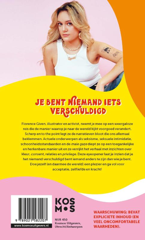 Florence  Given,Women Don`t Owe You Pretty - Nederlandse editie