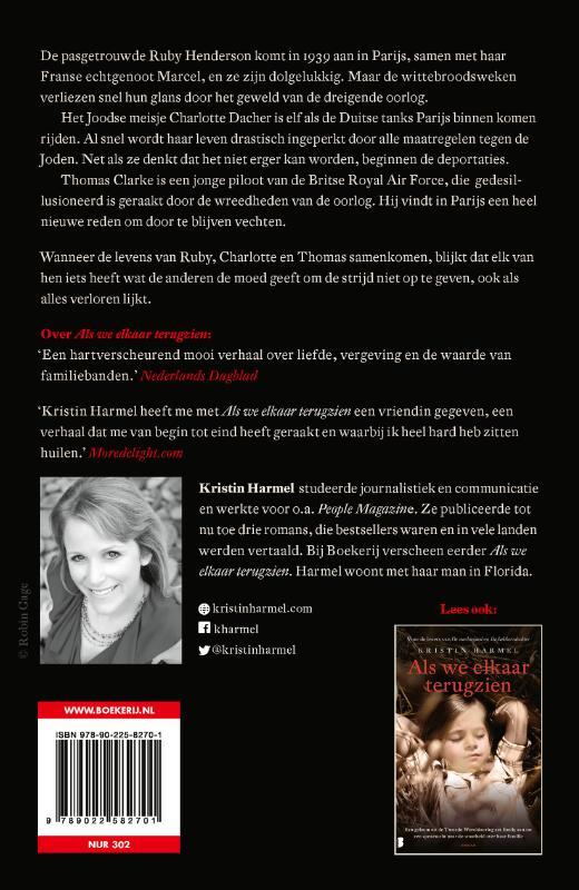 Kristin Harmel,Jij kan me helpen