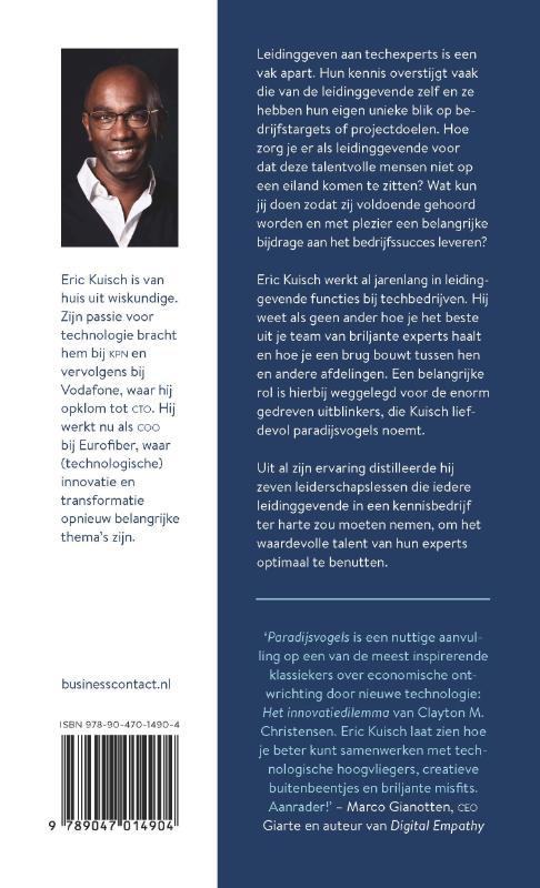 Eric Kuisch,Paradijsvogels