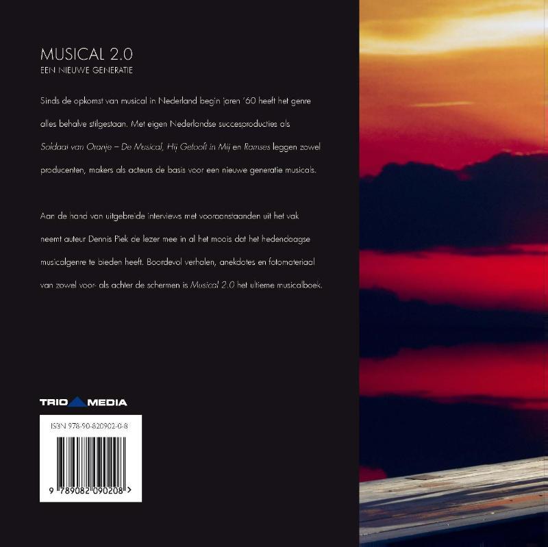 Dennis Piek,Musical 2.0
