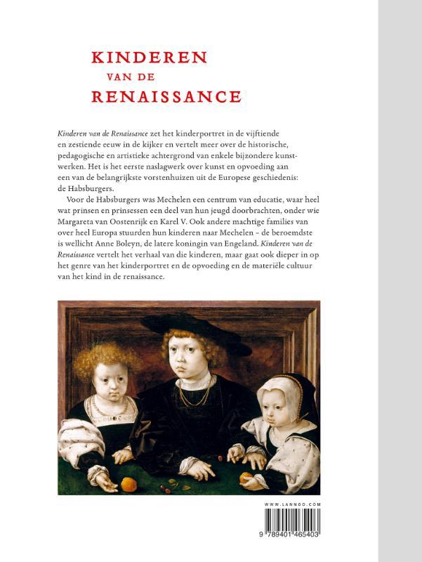 Samuel Mareel, Till-Holger Borchert, Hilde De Ridder-Symoens, Annemarieke Willemsen,Kinderen van de Renaissance