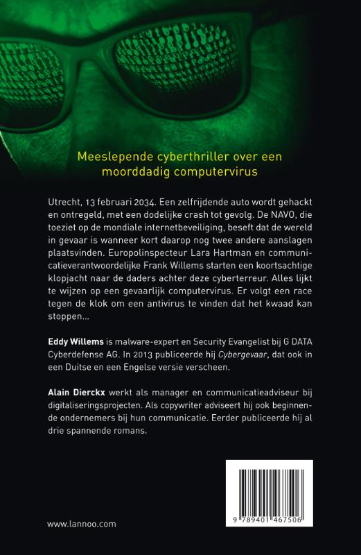 Eddy Willems, Alain Dierckx,Het virus