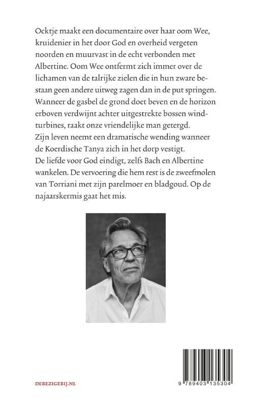Jan Mulder,Liefde en aardbevingen