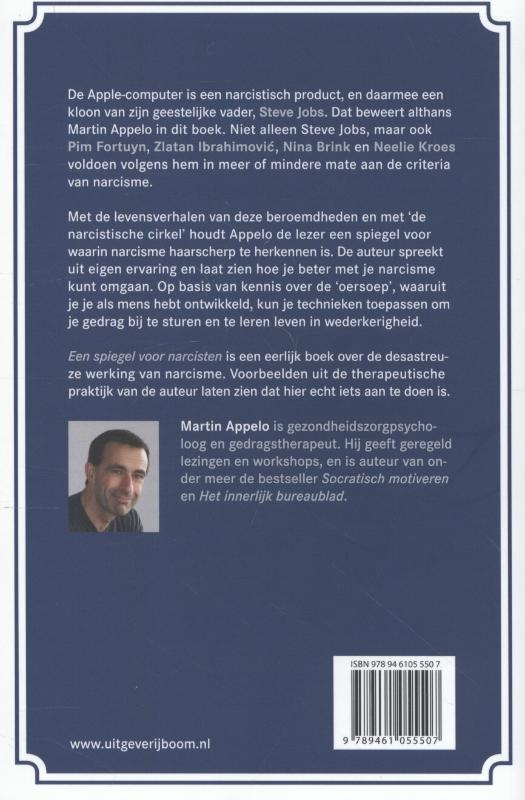Martin Appelo,Een spiegel voor narcisten