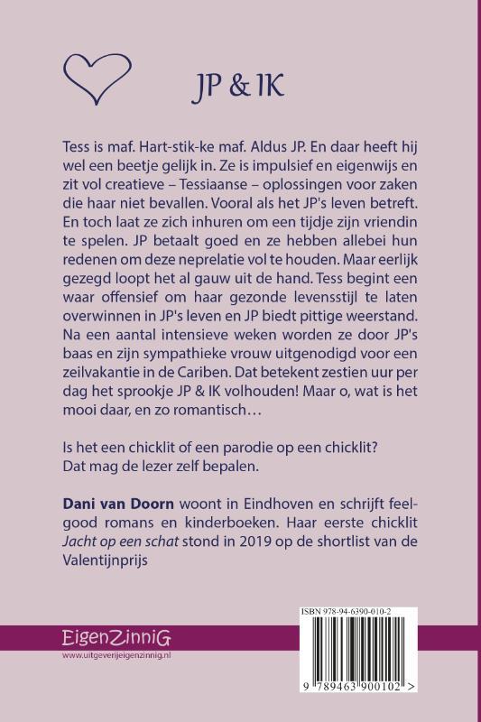 Dani van Doorn,JP en IK