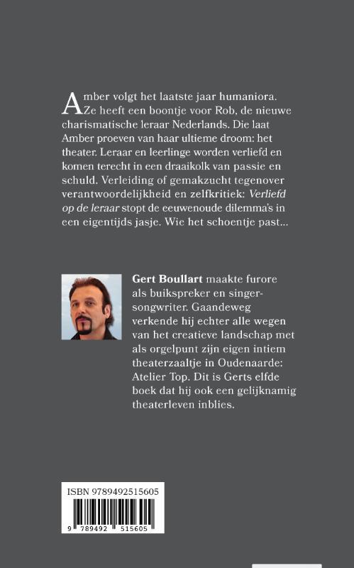 Gert Boullart,Verliefd op de leraar