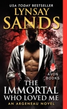 Sands, Lynsay The Immortal Who Loved Me