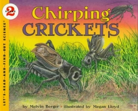 Berger, Melvin Chirping Crickets