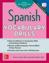 Gordon, Ronni L. Spanish Vocabulary Drills