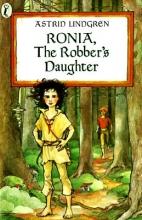 Lindgren, Astrid,   Crampton, Patricia Ronia, the Robbers Daughter