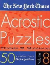 Middleton, Thomas H. The New York Times Acrostic Puzzles