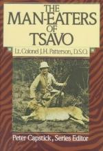 Patterson, John Henry The Man-Eaters of Tsavo