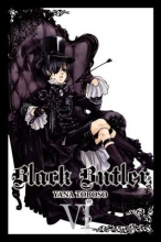 Toboso, Yana Black Butler 6