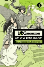 Touno, Mamare Log Horizon The West Wind Brigade 1