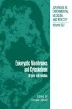 Jékely, Gáspár Eukaryotic Membranes and Cytoskeleton