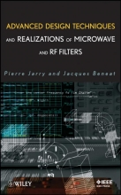 Jarry, Pierre Advanced Design Techniques and Realizations of Microwave and RF Filters