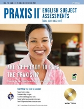 Price Davis, Anita Praxis II English Subject Assessments (0041, 0042, 0043, 0049), Testware Edition [With CDROM]