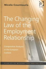 Countouris, Nicola The Changing Law of the Employment Relationship
