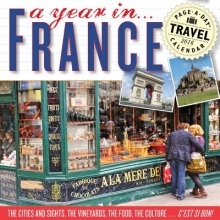 A Year in France 2016 Calendar