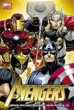 Bendis, Brian Michael Avengers 1