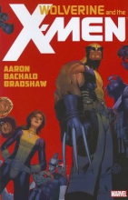 Aaron, Jason Wolverine & The X-Men 1