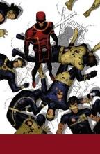 Bendis, Brian Michael Uncanny X-Men 6