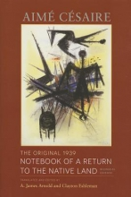 Cesaire, Aime The Original 1939 Notebook of a Return to the Native Land